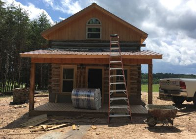Construction-New-cabin